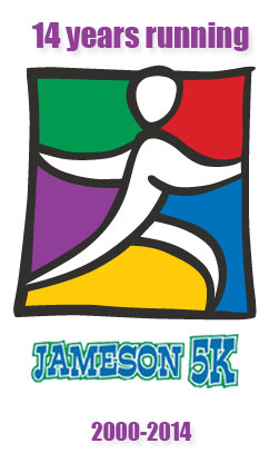 Jameson 5k at Southwestern: 13years running!