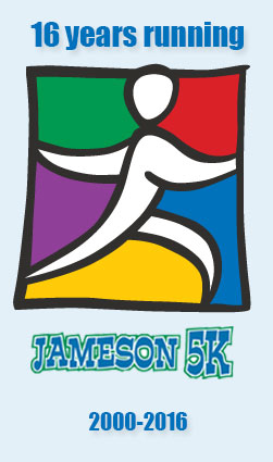 Jameson 5k at Southwestern: 16years running!