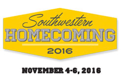 HOMECOMING and REUNION WEEKEND, November 4-6, 2016!