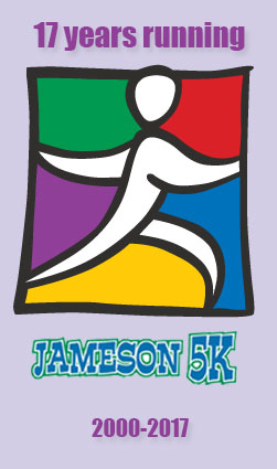 Jameson 5k at Southwestern: 17 years running!