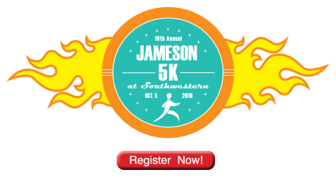 Register now for the 2019 Jameson 5K!